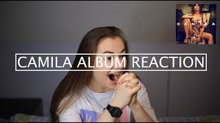 Download Lagu Camila Cabello Debut Album Reaction | CAMILA Gratis STAFABAND