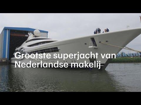 Grootste waterpaleis ooit in Nederland gebouwd - RTL NIEUWS | RTL Nieuws