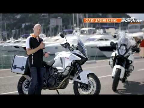KTM 1290 SUPER ADVENTURE Features & Benefits