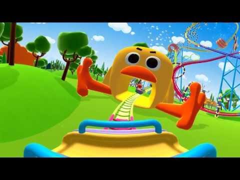 Ми-ми-мишки. В панорамном формате 360. Видео для детей.