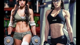 NIKOL WEITEROVA - Best Female Body Motivation