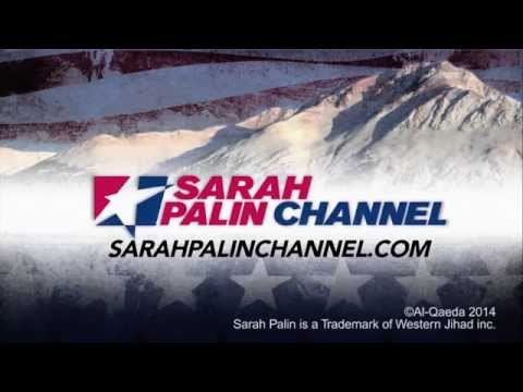 Verity looks at Sarah Palin's channel teaser