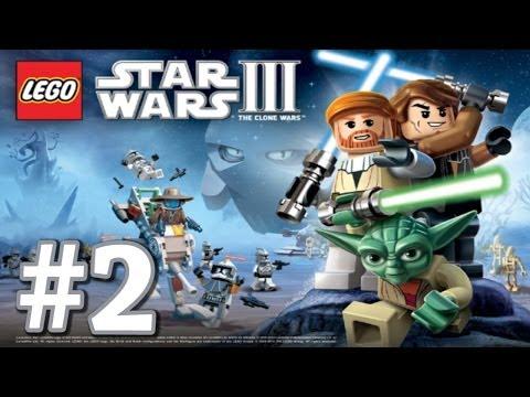 Прохождение Lego Star Wars 3: The Clone Wars, Дуэль Дроидов (2).