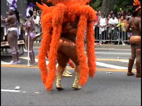 West Indian Day Parade 2009 Video