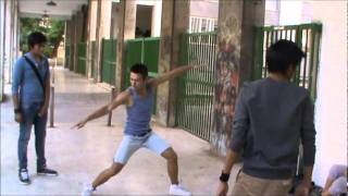 Anony vs Nax - Finale - Electro Street Fight Palermo 1