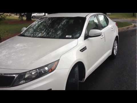 2011 Kia Optima Review. Walk Around. Start Up & Rev. Test Drive