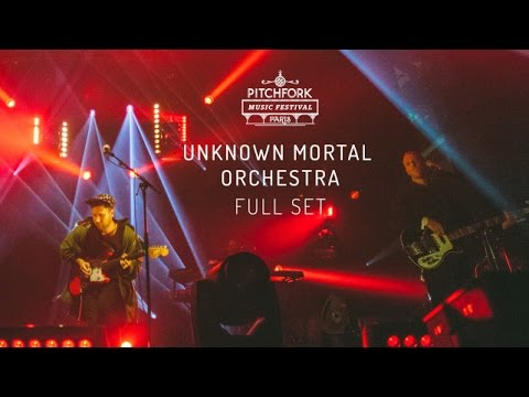 Unknown Mortal Orchestra   Full Set   Pitchfork Music Festival Paris 2015   PitchforkTV