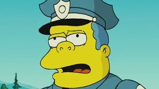 The Simpsons Movie, But it's just Chief Wiggum