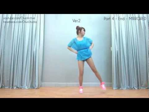 Psy - Gangnam Style Tutorial Part 4 4 End - By Chunactive [120905] [#32] video