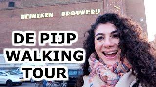DE PIJP AMSTERDAM WALKING TOUR | TRAVEL VLOG IV