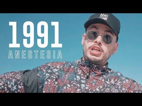 Anestesia - 1991 (Video Oficial)