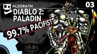 Diablo 2: Stupid Builds [3]: Unfortunate Encounter [ Pacifist Paladin | Gameplay | RPG ]