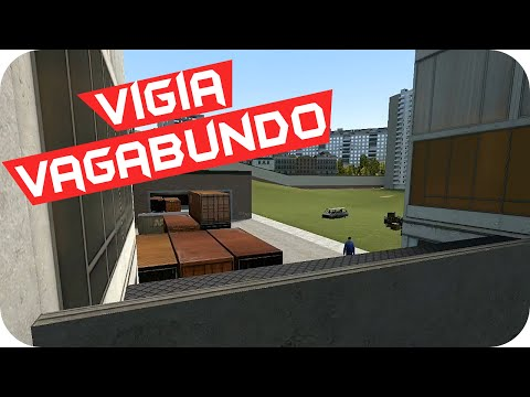 Garry's Mod: Hide And Seek - Vigia Vagabundo