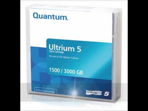 Quantum MR-L5MQN-01 LTO-5 Tape Providing Cartridge For Most Important Data