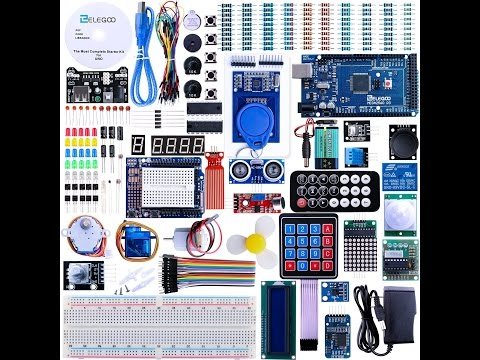 Elegoo Mega Arduino Project Kit