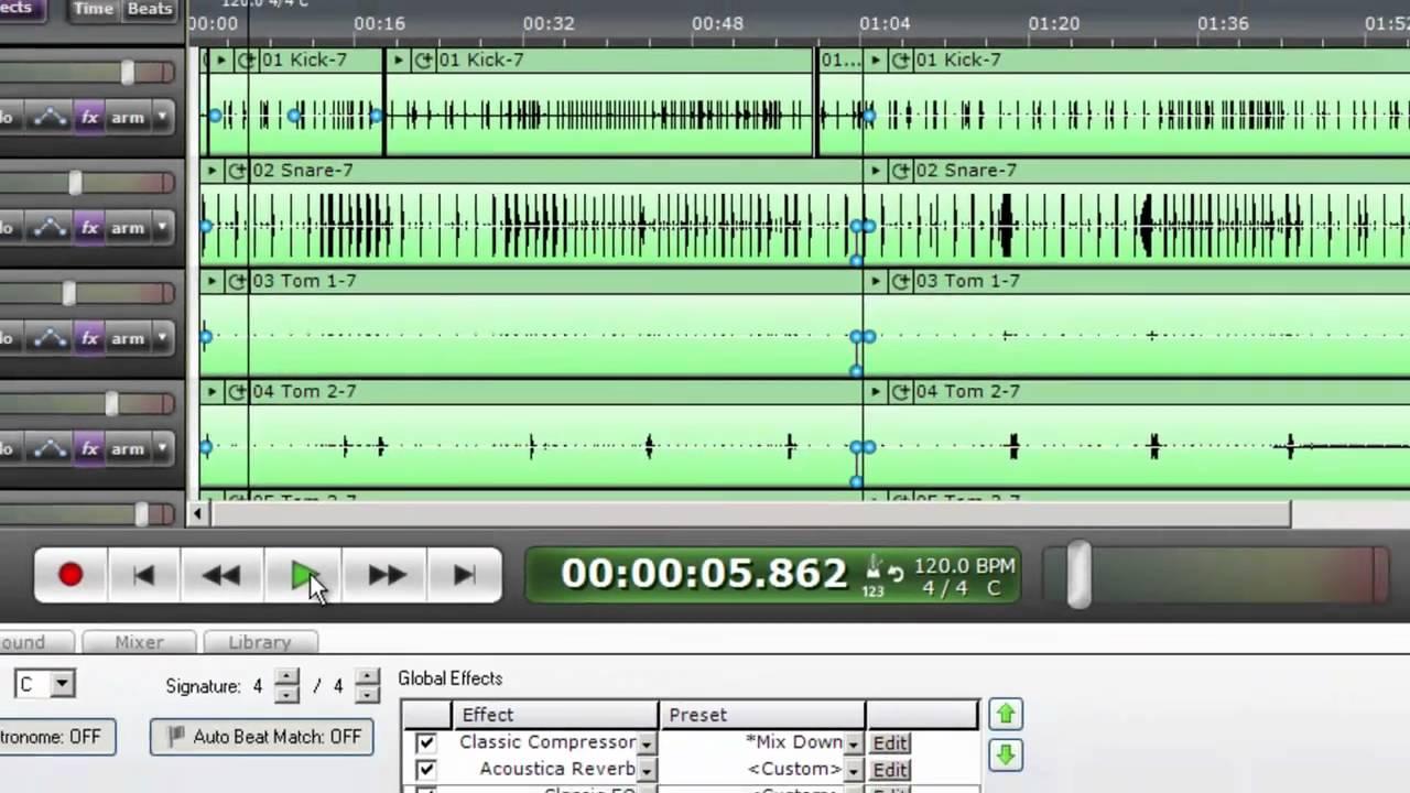 Download Mixcraft 8