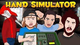 THE BOMB SQUAD - Hand Simulator ft. Kugo, TheDooo, Sp00n