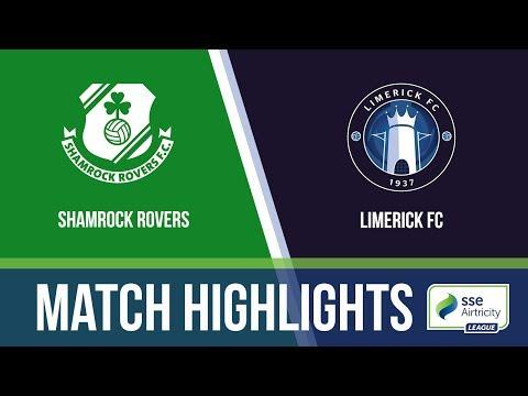 HIGHLIGHTS: Shamrock Rovers 1-1 Limerick FC