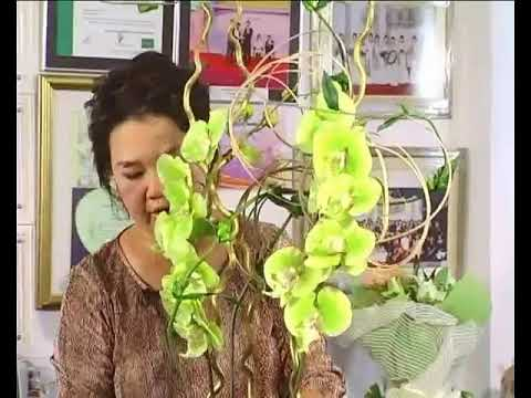 Practical Floristry: Ep 3- Artificial Flower Arrangement