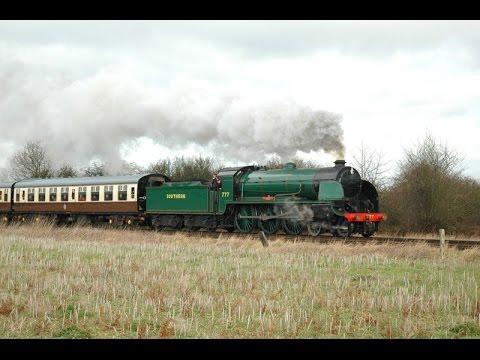 Great Central Railway - Winter Steam Gala 2015
