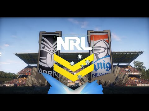 Rugby League Live 3: BE A PRO NRL 2018 (Round 22) Remembering Warriors!