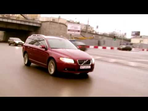 Тест-драйв Volvo V70