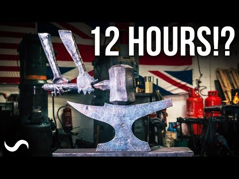 12 HOUR SCULPTURE CHALLENGE!!!