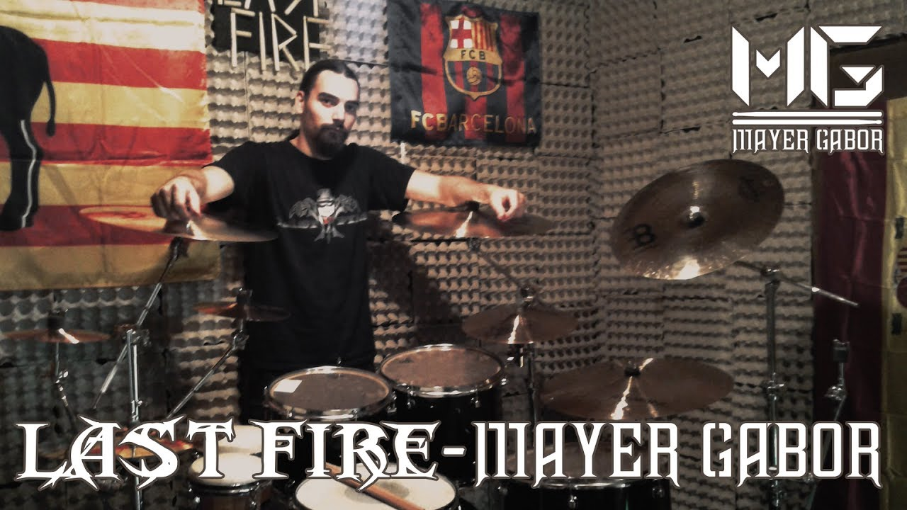 [Last Fire - Prométheusz könnye (Drum video)] Video