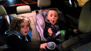 Kids sing Katie Perry Eye of the Tiger