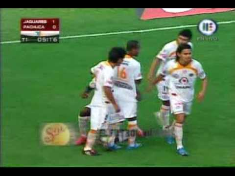 Jackson Martinez campeon de goleo Clausura 2009-10 09 goles Marimba