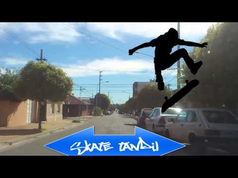Skate tandil city part one