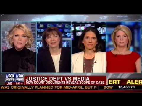 Megyn Kelly, Guests Tear Apart 'Lunacy' Of DOJ's 'Dangerous' Snooping On James Rosen