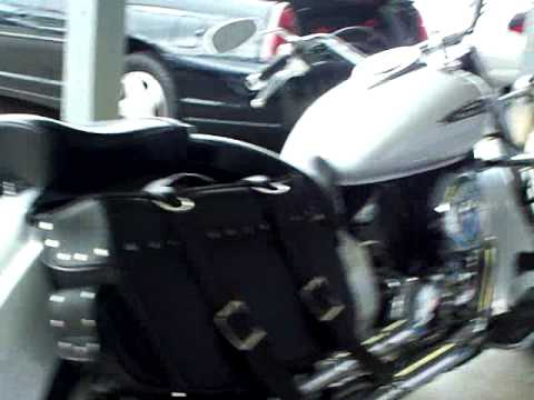 2008 Yamaha Vstar Classic 1100 Walk Around Video