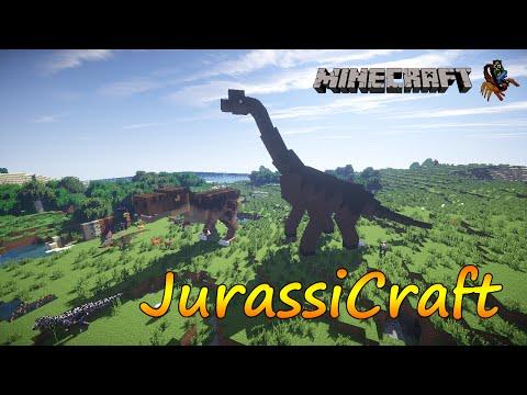 Minecraft 1.7.10 - JurassiCraft Mod / Español
