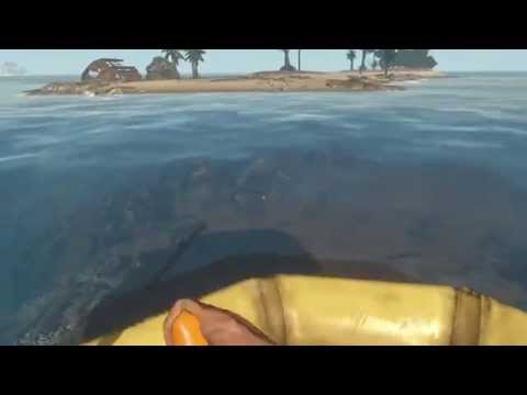 Test Chamber - Vomiting Crabs And Tickling Sharks In Stranded Deep video