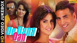 De Dana Dan - HD Songs   Akshay Kumar   Katrina Kaif   Sunil Shetty   VIDEO JUKEBOX