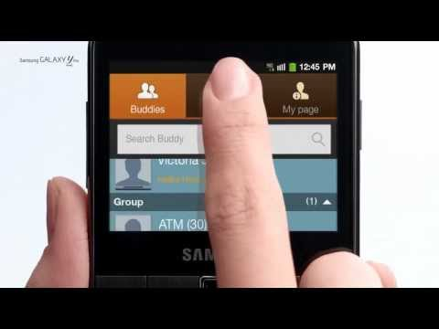 Samsung Galaxy Y Pro (B5510L)