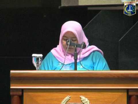 23 Apr 2014 Wagub Basuki T. Purnama Menghadiri Rapat Paripurna DPRD