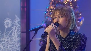 "Grace VanderWaal  performing ""So Much More Than This"" on The Today Show - 29/12/2017"