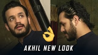 Akhil Akkineni New Movie Opening Video | Akhil New Look | Akhil Latest Movie