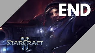 Starcraft II Wings of Liberty | Ending cutscene |