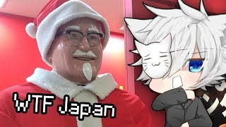 Christmas In Japan Is WEIRD. (WTF Japan)