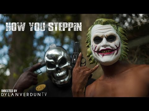 Young Jizzle - How you steppin (Official Music Video) @dylanverduntv