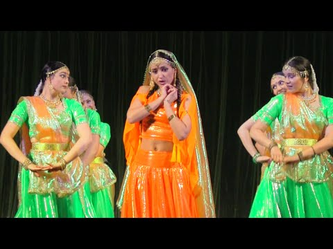Kehna Hi Kya Indian Dance Group Mayuri Russia