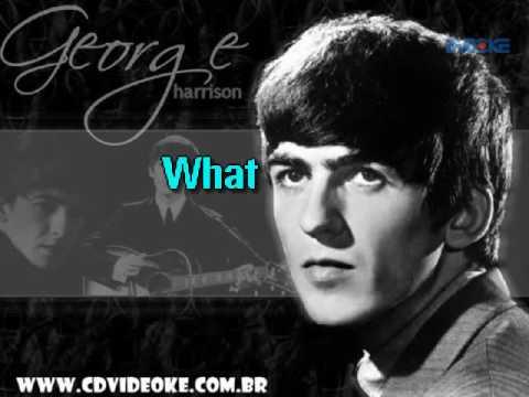 George Harrison   Isn't It A Pity