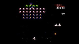 1001 Video Games - Episode 20 - Galaxian, Galaga, Phoenix, Gorf, and Galaga '88