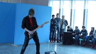 Avenged Sevenfold - Afterlife (school cover)
