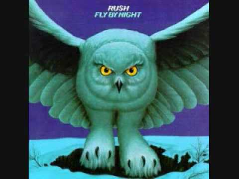 Fly By Night - Rush (Lyrics In Description)