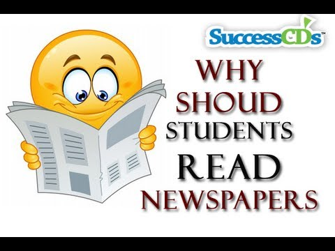 Advantages of news papers