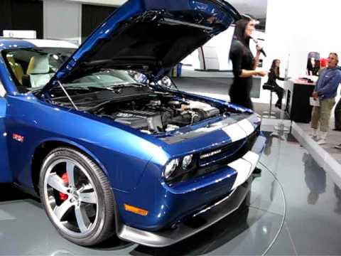 2011 Dodge Challenger srt8 392 Hemi coupe La Auto Show - zAutos.com